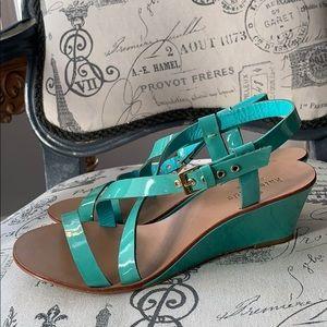 Kate Spade wedge sandals sz 6